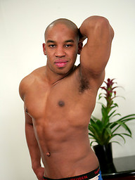 Hunky Straight 19yo Pup Andy - Not Only Muscular and Ripped but Hung!